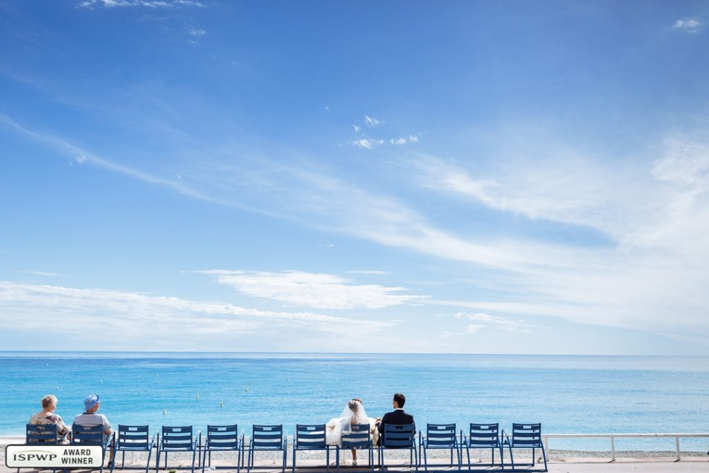 "Nizza Costa Azzurra - Premio ISPWP Award - Categoria: ""Bride and Groom Portraits"""
