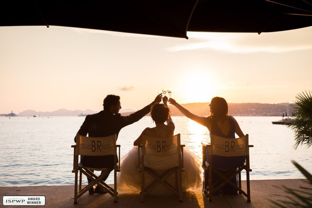 "Antibes, Hotel Belles Rives - Premio ISPWP Award - Categoria: ""Wedding Venue or Location"""