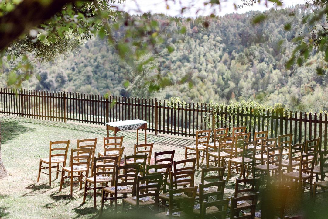 Castle of Gargonza Weddings Luca Vieri Photographer