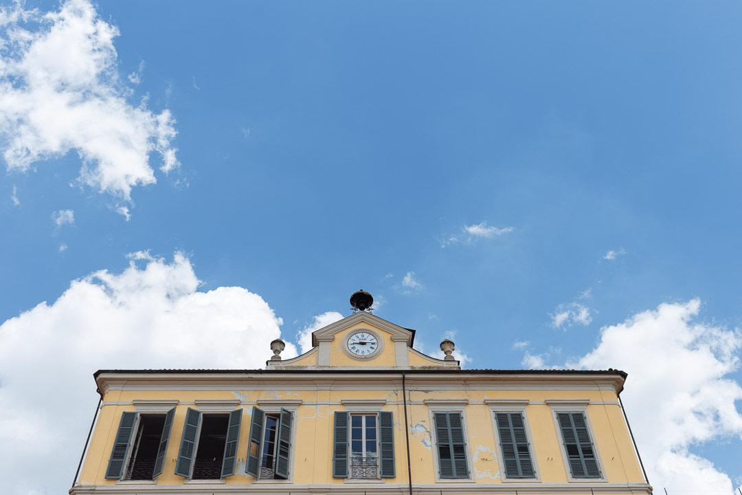 Grazzano-Badoglio town hall Luca Vieri Photography