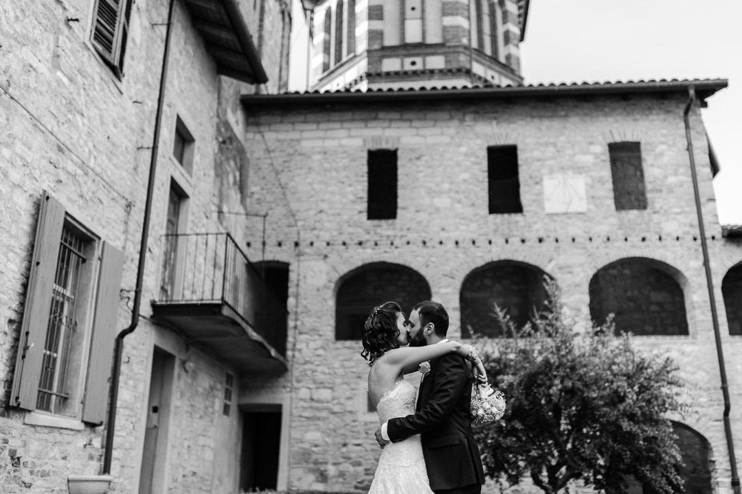 Matrimonio Abbazia Grazzano-Badoglio Luca Vieri