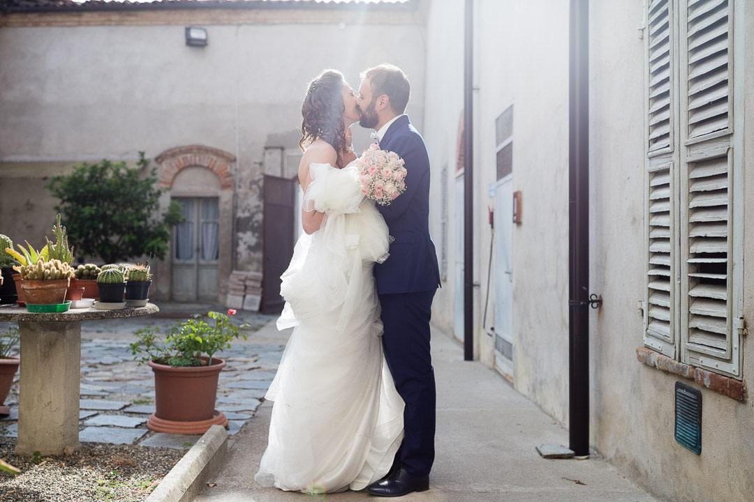 Sposi Abbazia Grazzano Luca Vieri