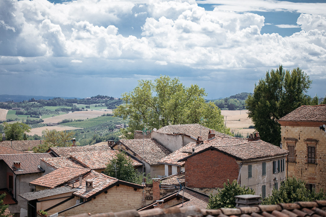 Borgo di Grazzano Badoglio Monferrato Luca Vieri fotografo