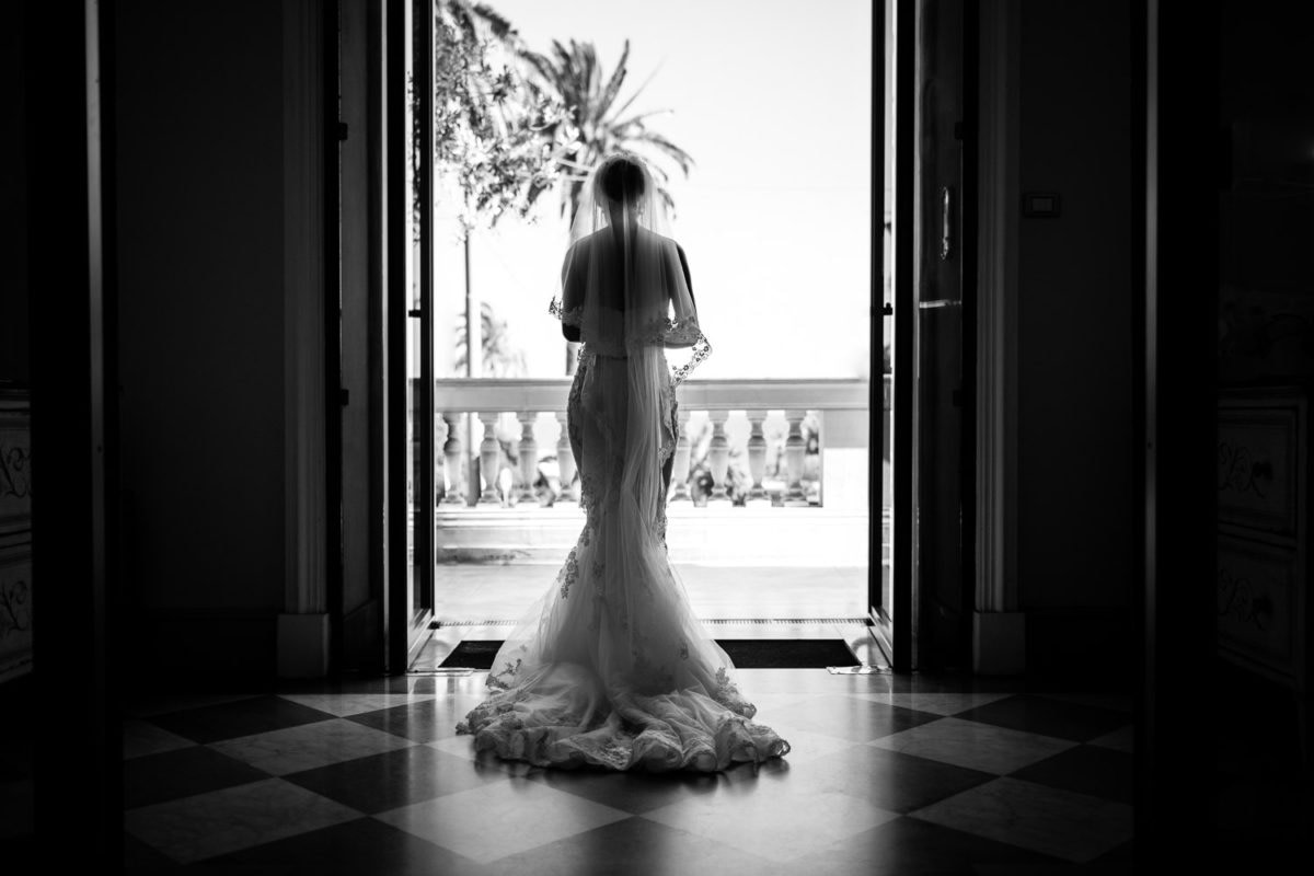 Bride Dress Sanremo Luca Vieri