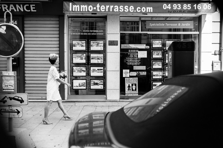 Rue de France Nice