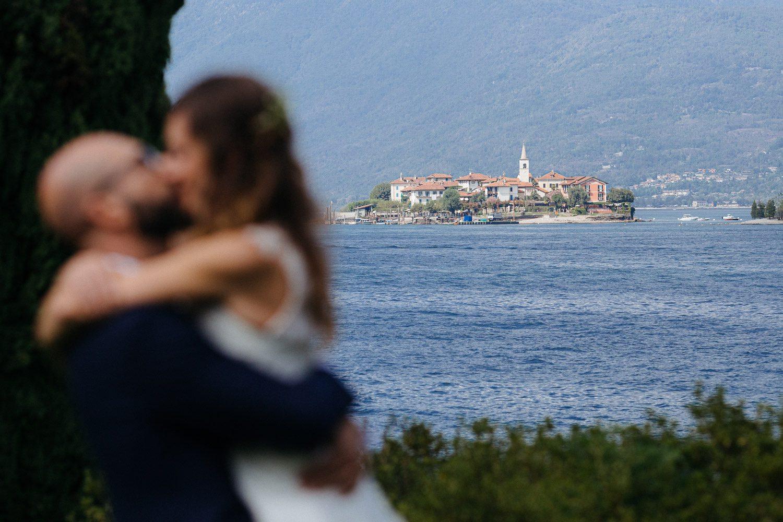Isola dei Pescatori Maggiore Lake Luca Vieri Wedding Photographer