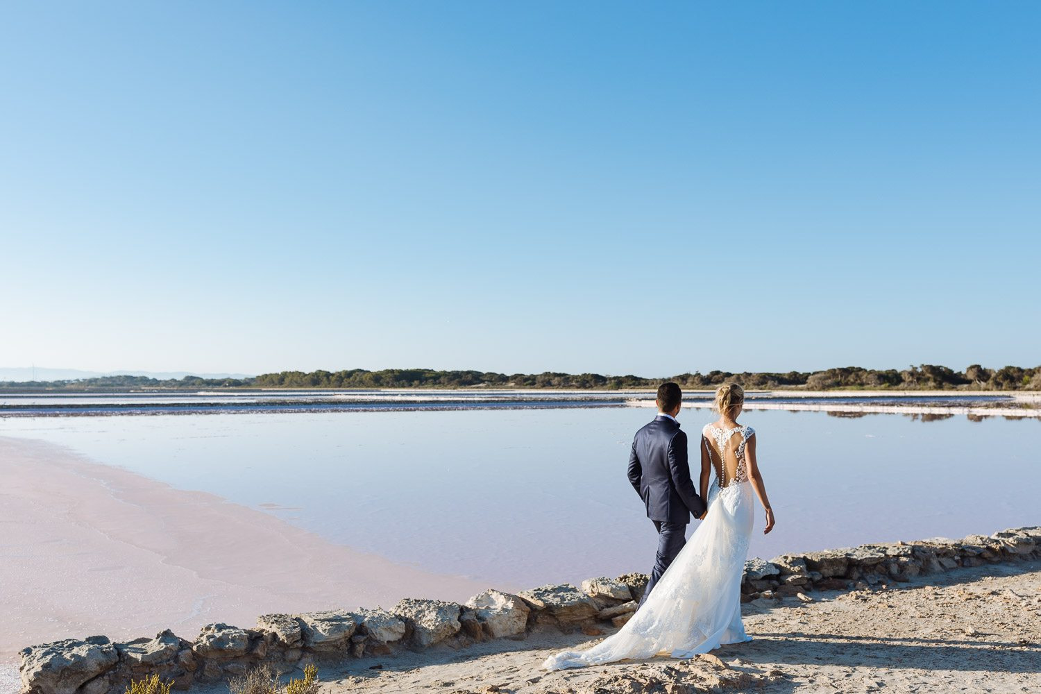 Luca Vieri Wedding Photographer Formentera Ses Salines