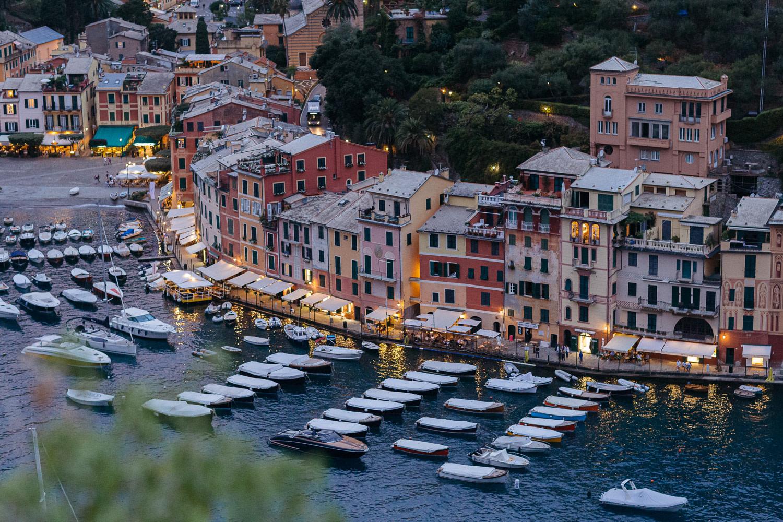 Portofino Wedding Night Luca Vieri Photographer