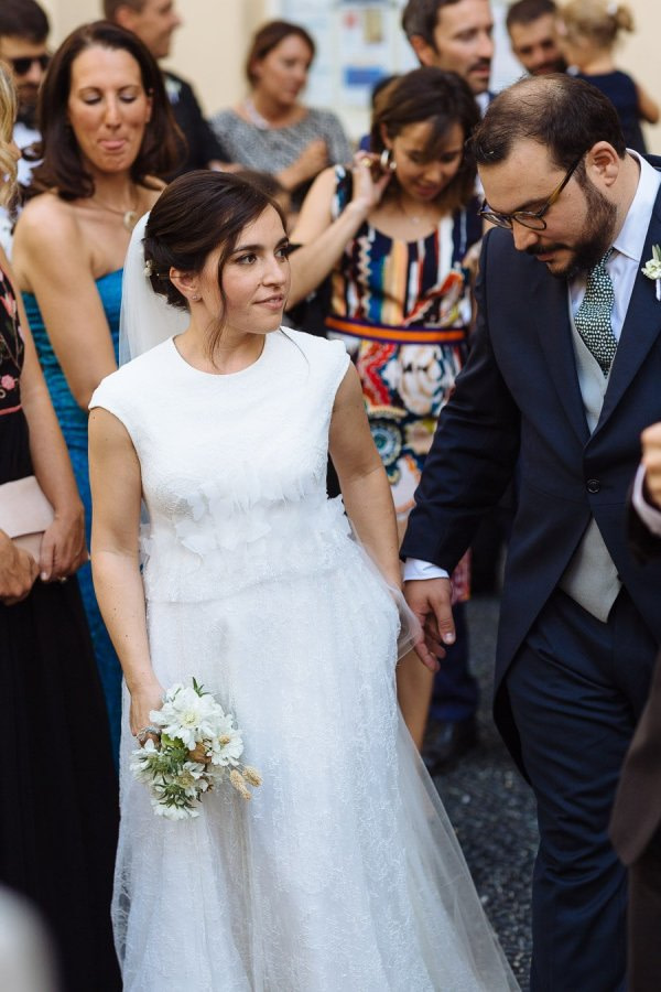 Just Married Santa Margherita Ligurian Riviera