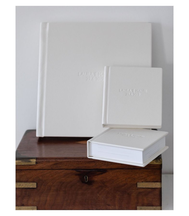 Wedding Albums Boxes