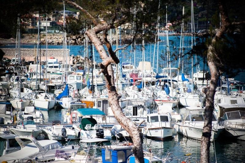 Porto di Bordighera Luca Vieri fotografo