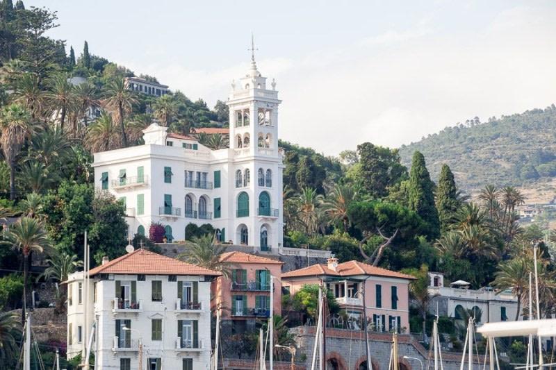 Villa Garnier Bordighera Luca Vieri fotografo
