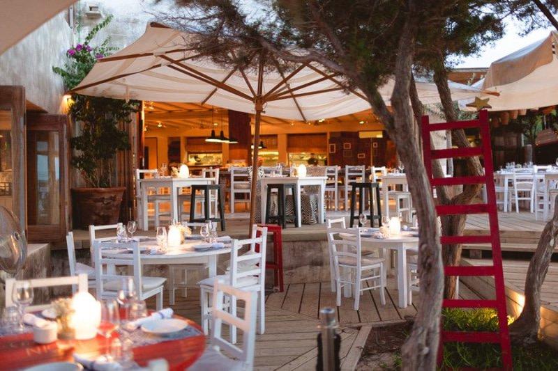 Dinner Chezz-Gerdi Formentera