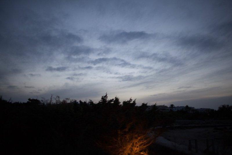 Blue-hour Formentera