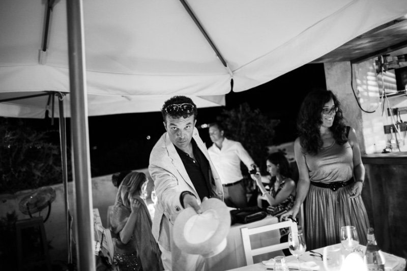 Wedding Dinner Chezz-Gerdi Formentera