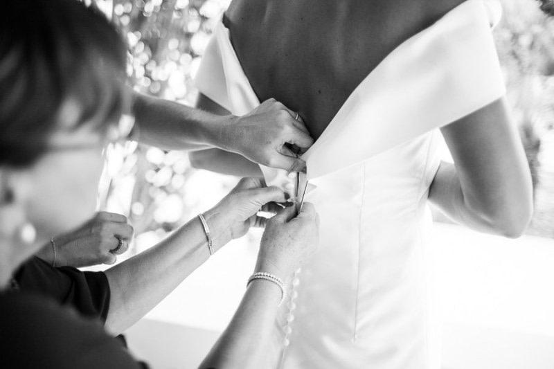Balearic Wedding Getting Ready