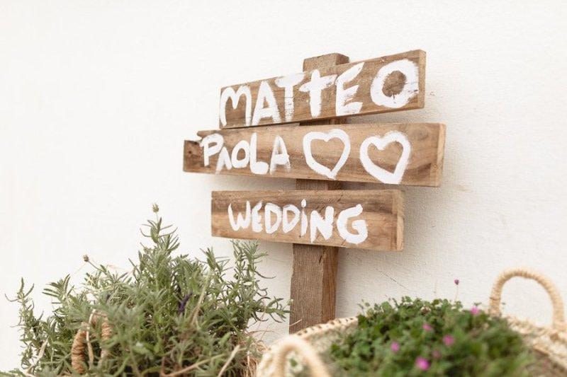 Balearic Wedding Decors