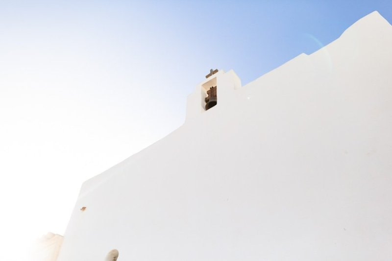 Wedding Church Formentera