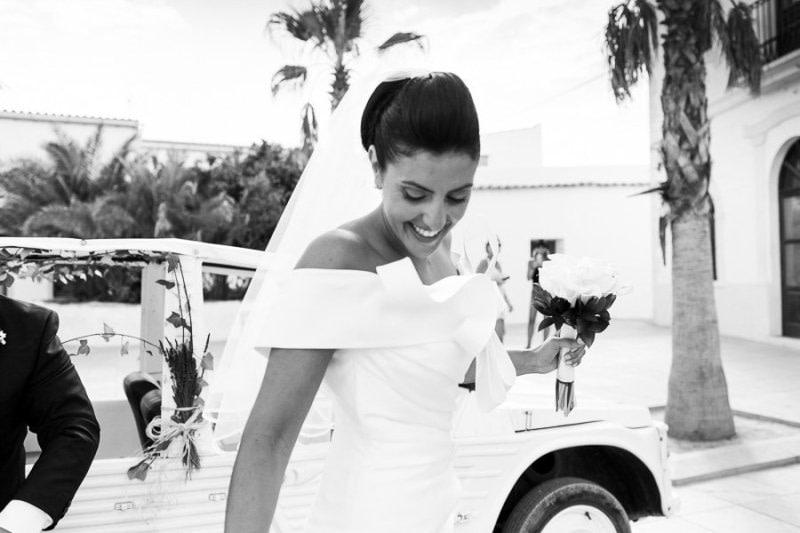 Balearic White Wedding