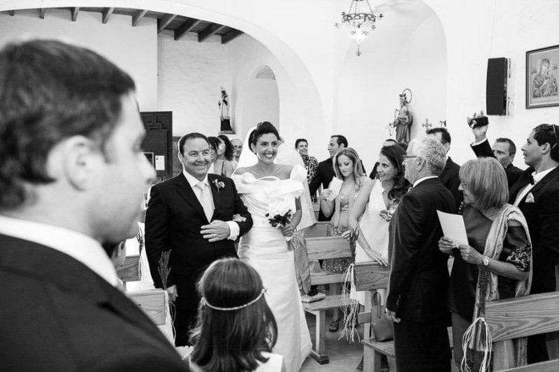 Balearic Wedding Church