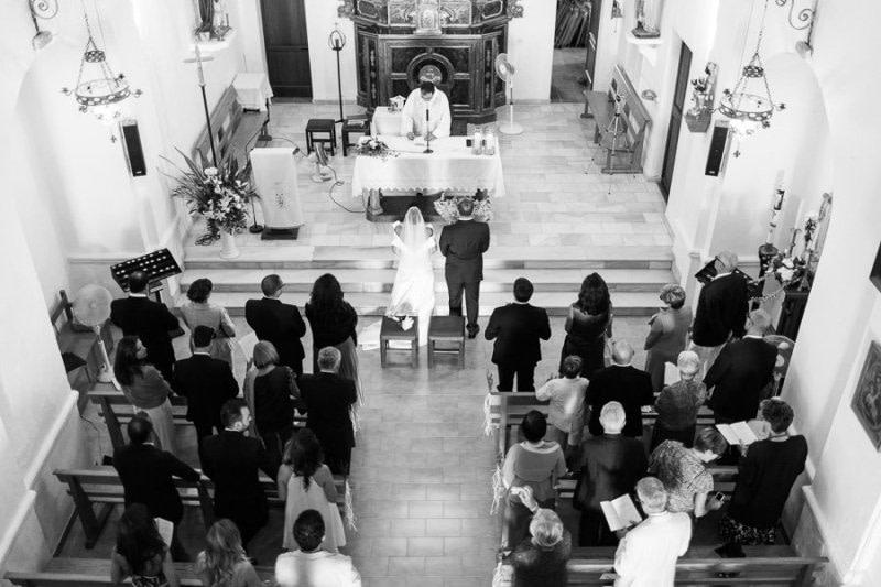 Formentera Wedding Church