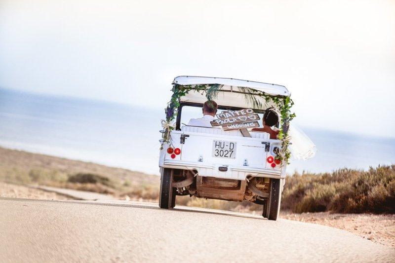 Formentera Wedding Car Mehari