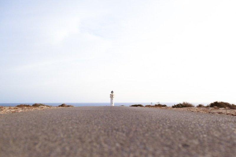Formentera Lighthouse Cap Barbaria