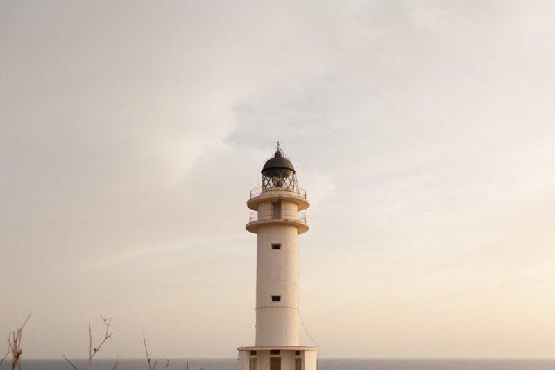 Formentera Lighthouse Cap de Barbaria
