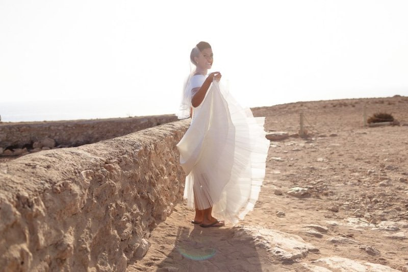 Formentera Bride Dress