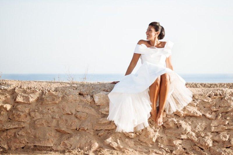 Bride Formentera