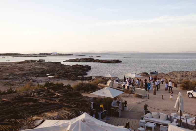 Chezz-Gerdi Beach Wedding Formentera