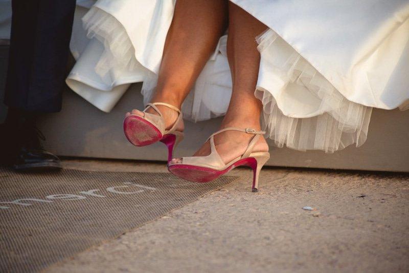 Bride Shoes Formentera