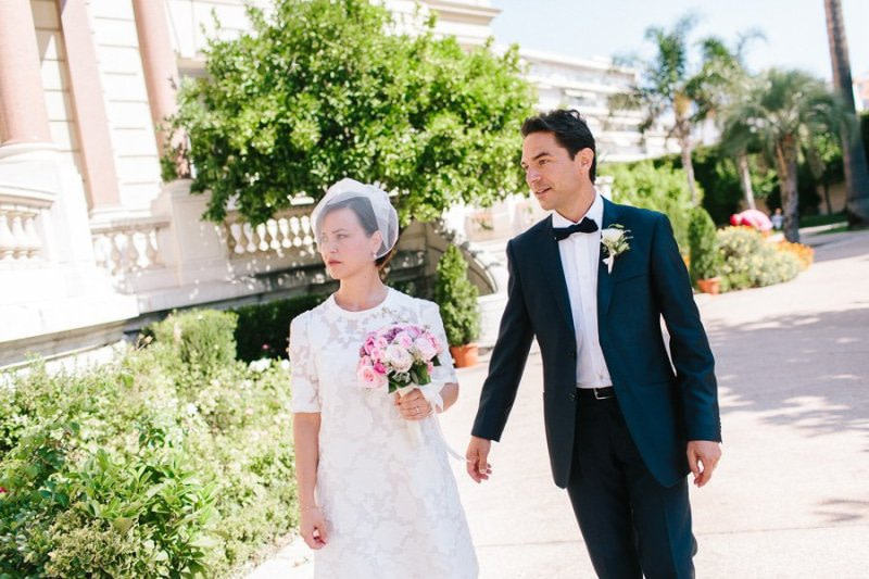 Wedding in Nice French Riviera