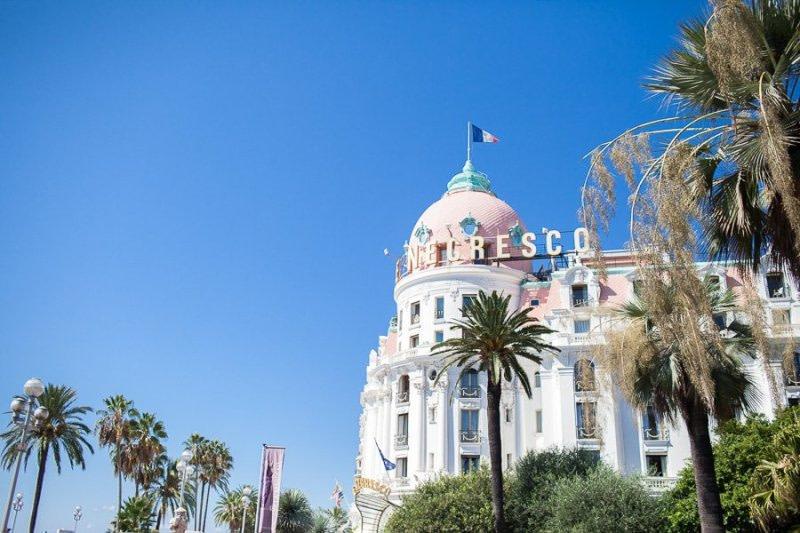 Negresco Nice French Riviera
