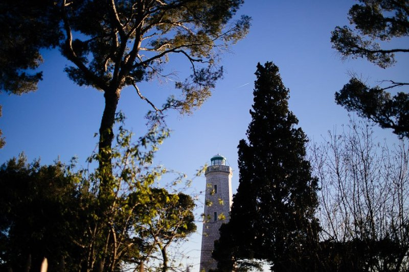 Cap-Ferrat lighthouse