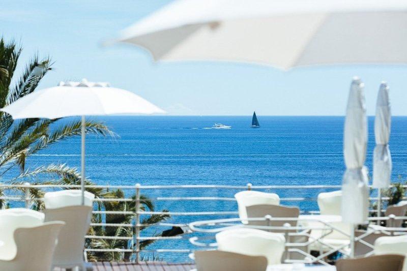 Hotel Royal Sanremo terrazza