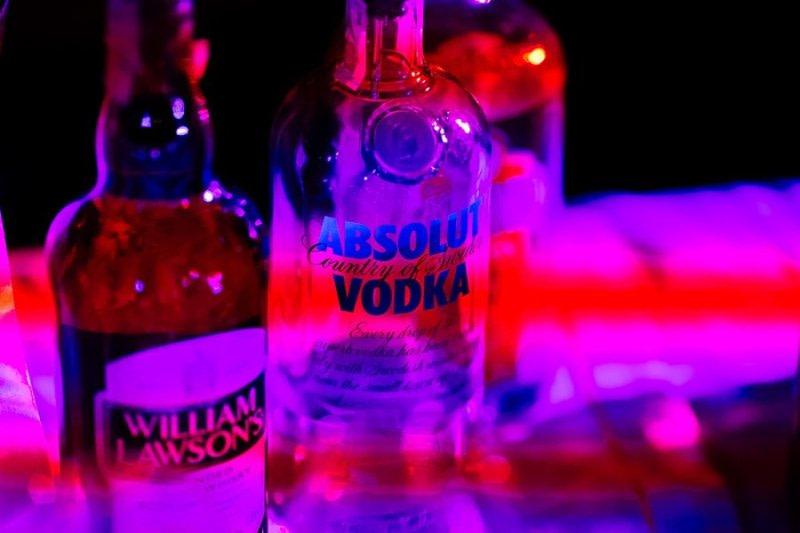 Vodka Wedding