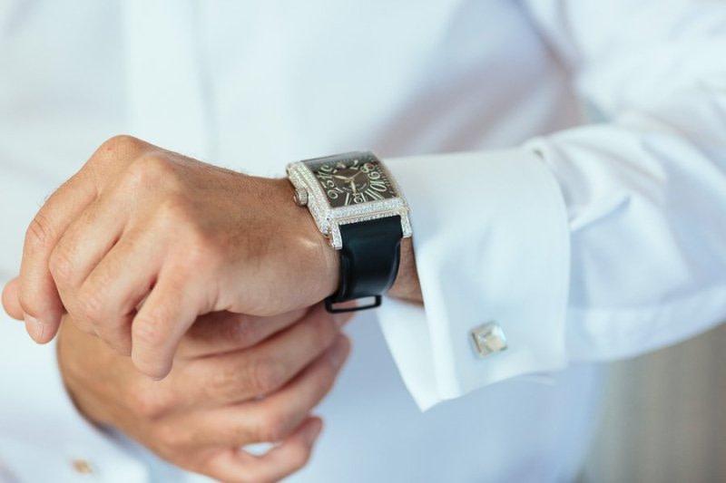 Orologio Matrimonio Luxury