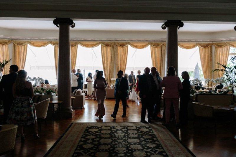 Hall Royal Hotel Sanremo