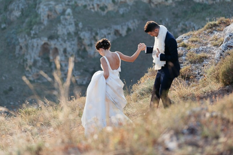 Matera Matrimonio nei Sassi