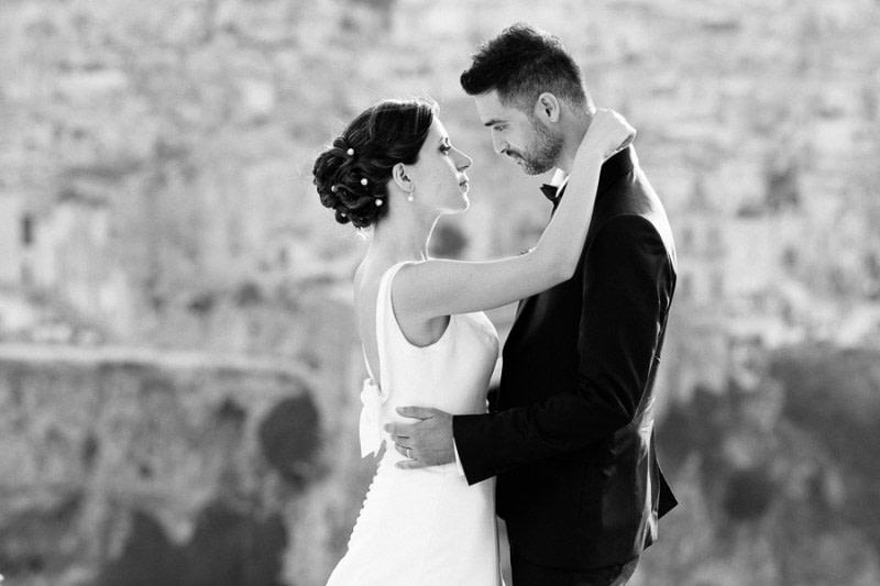 Matera Fotografo di Matrimonio