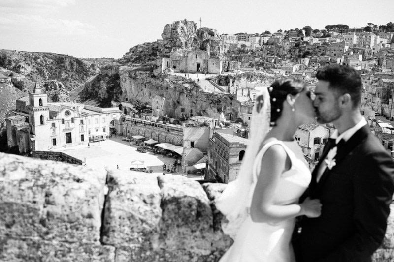 Matera Fotografia Matrimonio Sassi