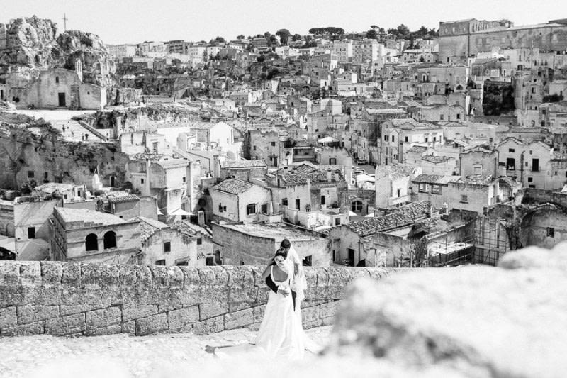 Matrimonio nei Sassi di Matera Luca Vieri fotografo