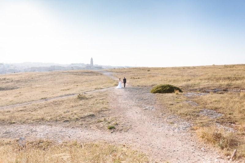 Matera Wedding Day