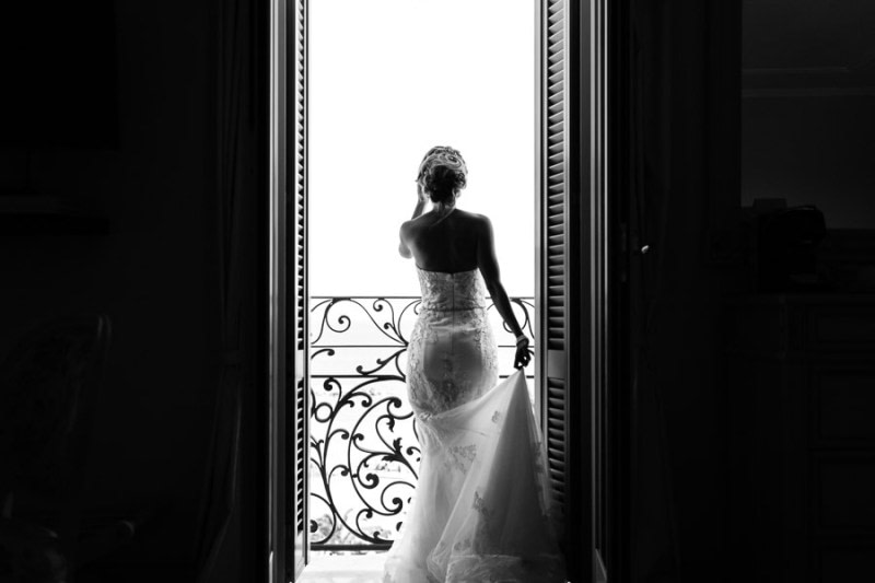 Window Bride