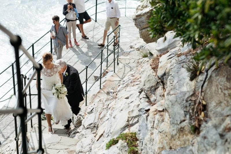 Zoagli Wedding