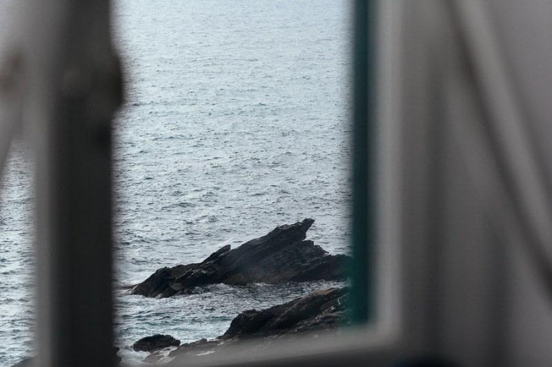 Ligurian Sea Window