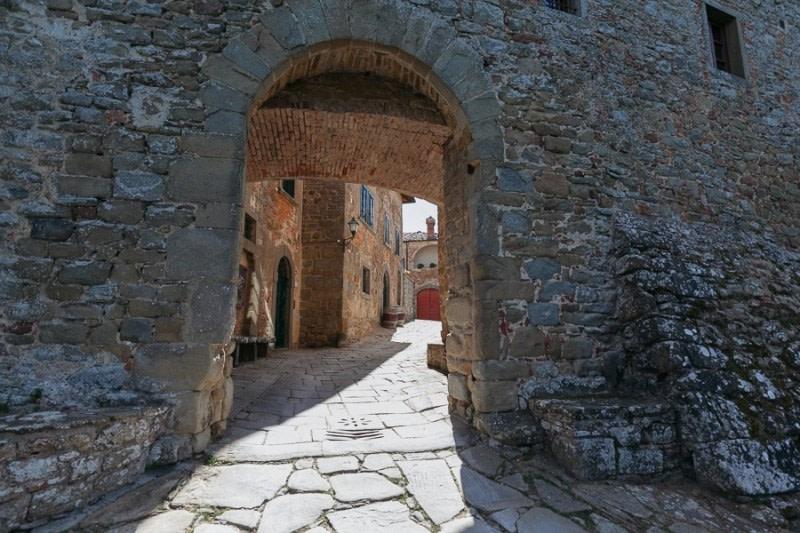 Gargonza Castle Arezzo