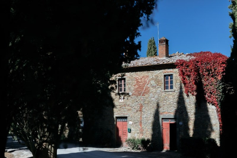 Gargonza Castle Tuscany