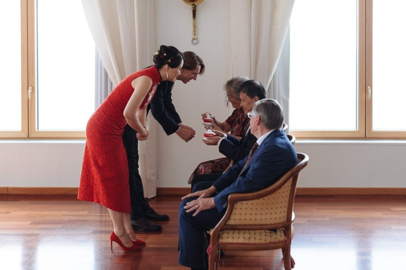 Chinese Tea Ceremony Wedding Luca Vieri Wedding Photography
